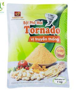 bột phô mai rắc Tornado