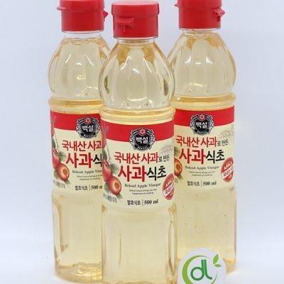Giấm táo Hàn Quốc