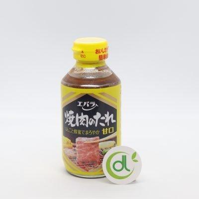 Sốt ebara Nhật vàng