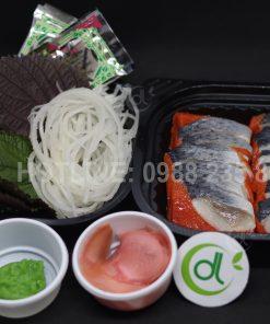 Set sashimi 2
