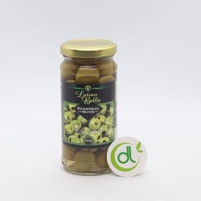 Oliu xanh tách hạt