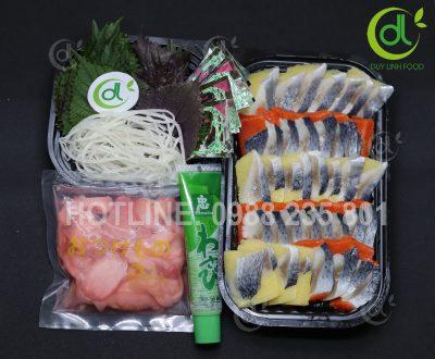 set sashimi 6