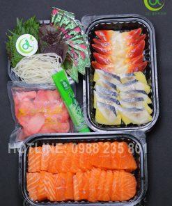 set sashimi 7