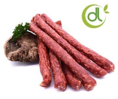 salami que nhập khẩu từ Nga