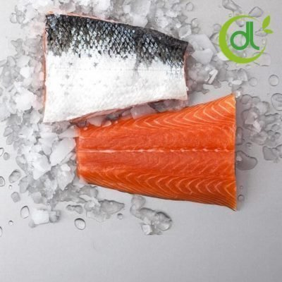 Đuôi Cá Hồi Nauy Fillet tại Duy Linh Food