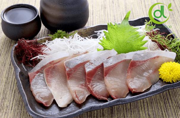 Món ngon cá cam Nhật