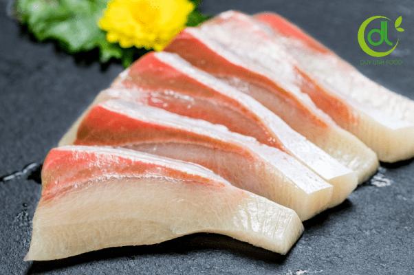 Sashimi Hamachi