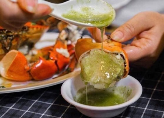 Tiện lợi từ nước sốt chấm hải sản
