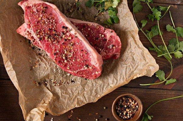 Hạt tiêu gia vị không thể thiếu cho món bò bít tết