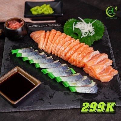 Set sashimi 299k