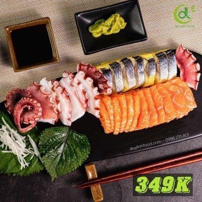 Set sashimi 349k