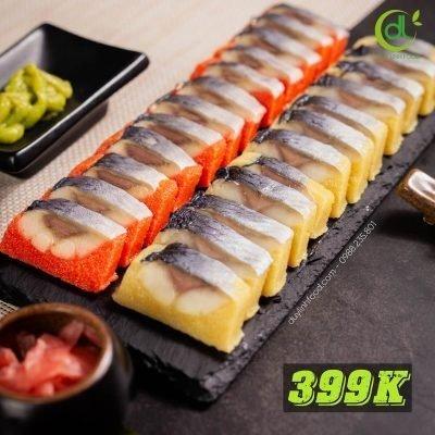 Set sashimi 399k