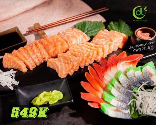Set sashimi 549k