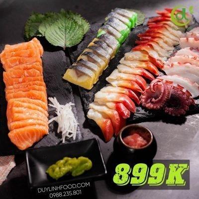 Set sashimi 899k