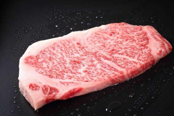 Chế biến thịt bò Wagyu A5 Nhật Bản