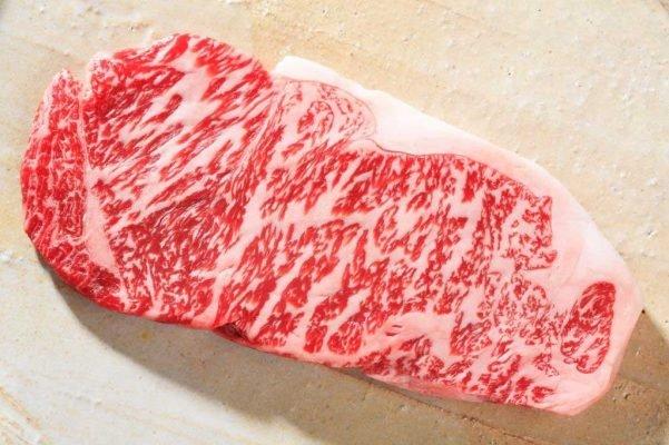 Thịt bò Wagyu Úc-Striploin